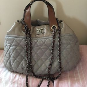 Authentic Chanel In The Mix Tote Bag